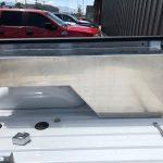 lock box in truck bed