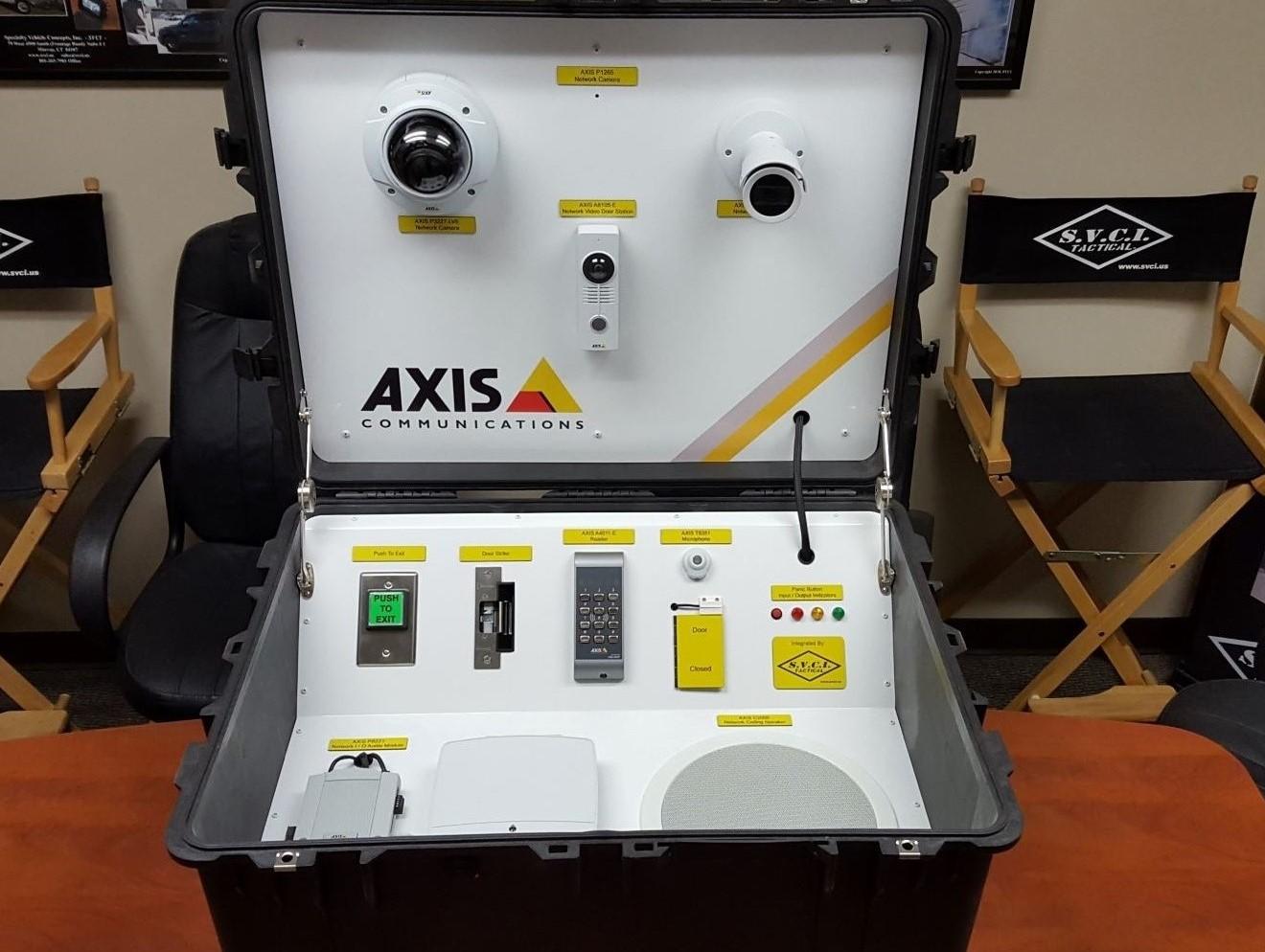 surveillance display box