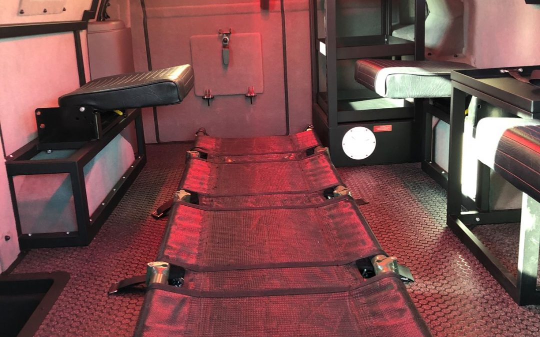 Armored Medic Van